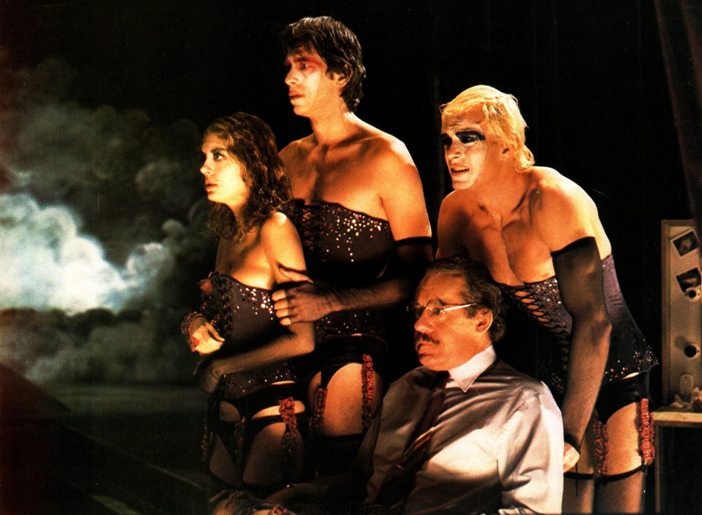 """""""Rocky Horror Picture Show"""": Einer der erfolgreichsten Musical-Filme wird 40."""