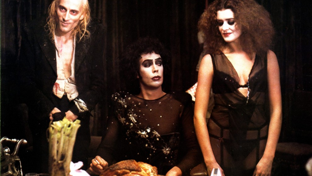 THE ROCKY HORROR PICTURE SHOW [BR / US 1975]  RICHARD O'BRIEN, TIM CURRY, PATRICIA QUINN     Date: 1975 (Mary Evans Picture L