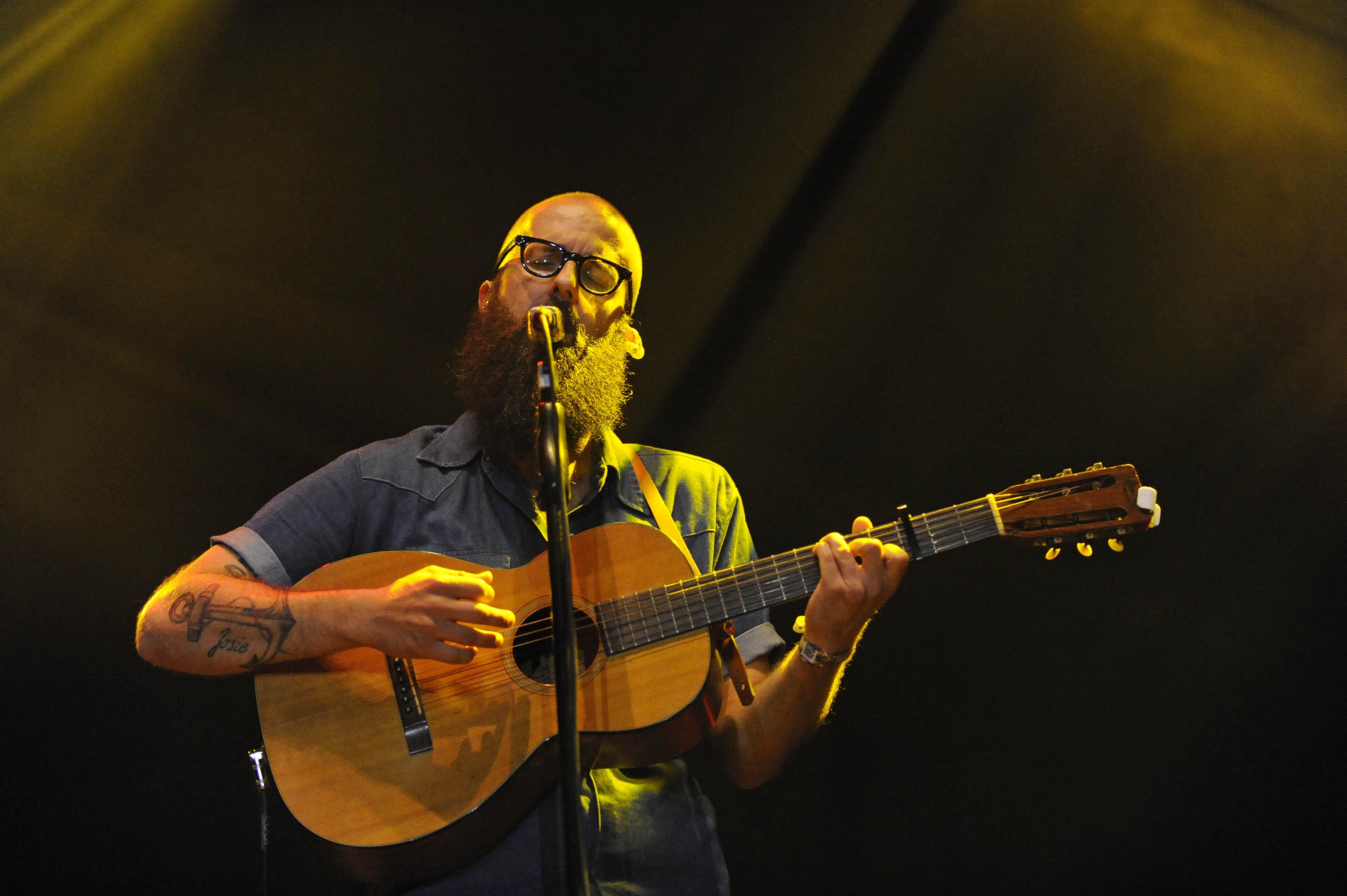 William Fitzsimmons - der amerikanische Songwriter live beim A Summer´s Tale Open Air Festival 2015: Premiere des Festival