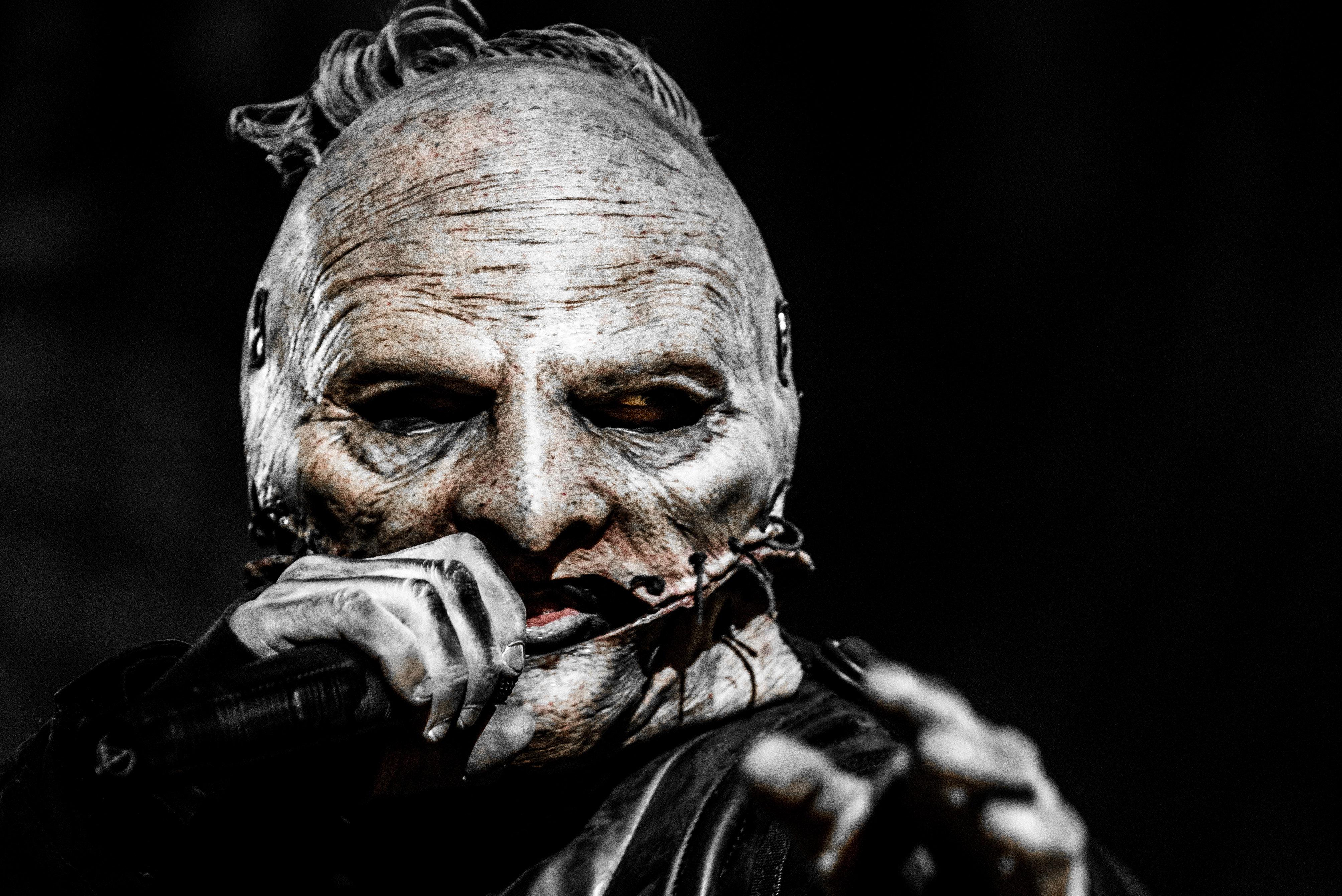 Slipknot wollen ein großes Konzepalbum machen