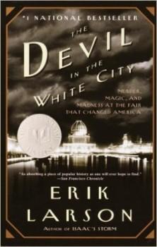 Cover des Buches von Eric Larson