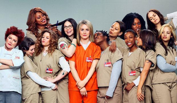 Etliche dieser wundervollen Schauspielerinnen wollten sich vor 'Orange' schon einen neue Job suchen (Photo: Netflix)