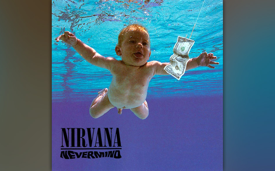 Nirvana - 'Smells Like Teen Spirit'