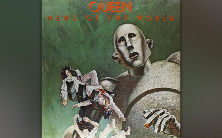 Queen - 'We Will Rock You'