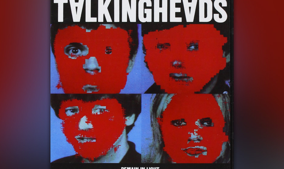 The Talking Heads - 'Born Under Punches'