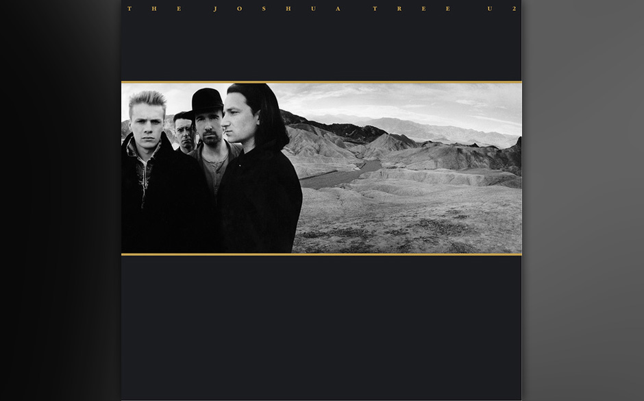 U2 - 'Where The Streets Have No Name'