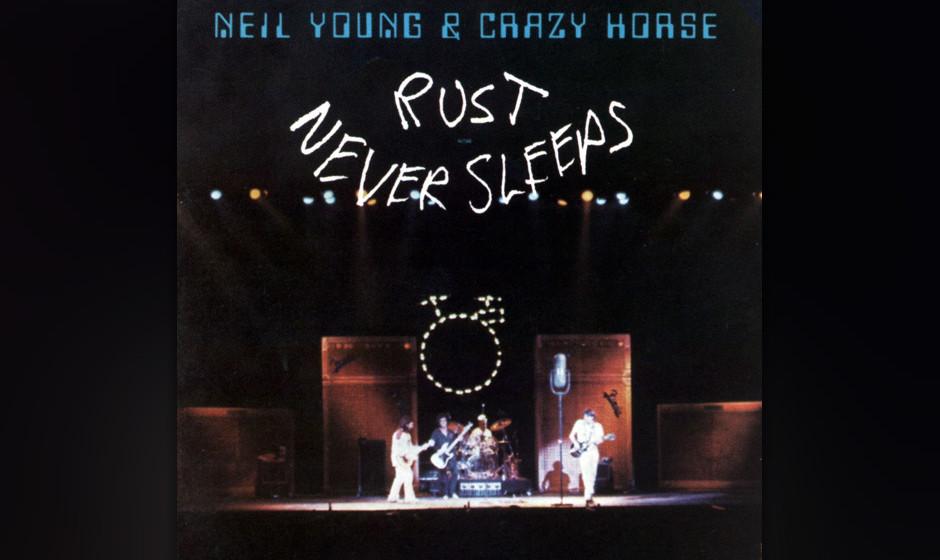 Neil Young – 'My My, Hey Hey'