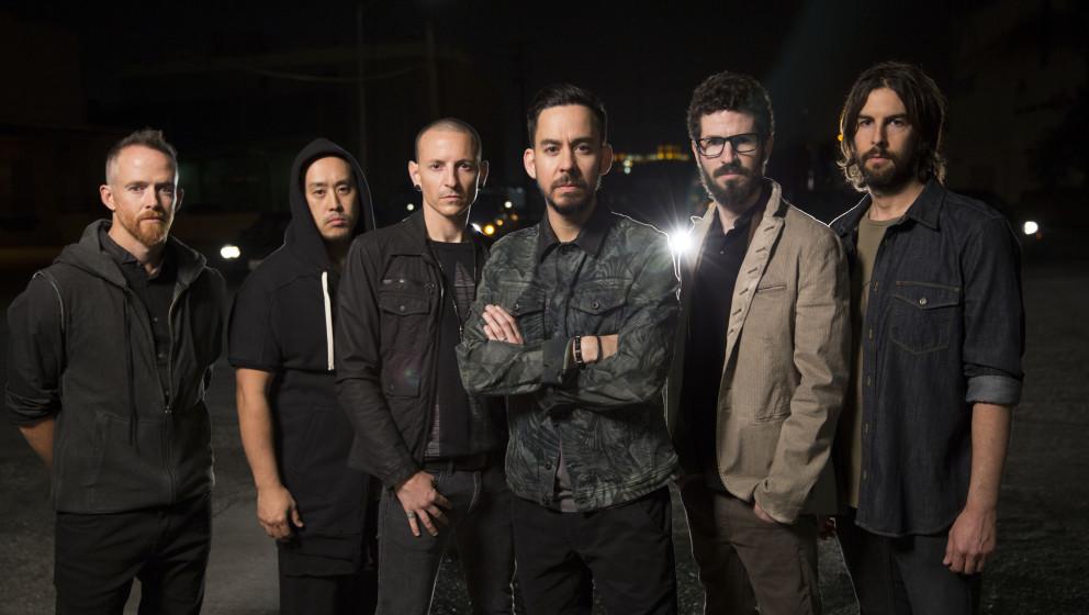 Beim Rock'n'Heim und Rock im Sektor dabei: Linkin Park