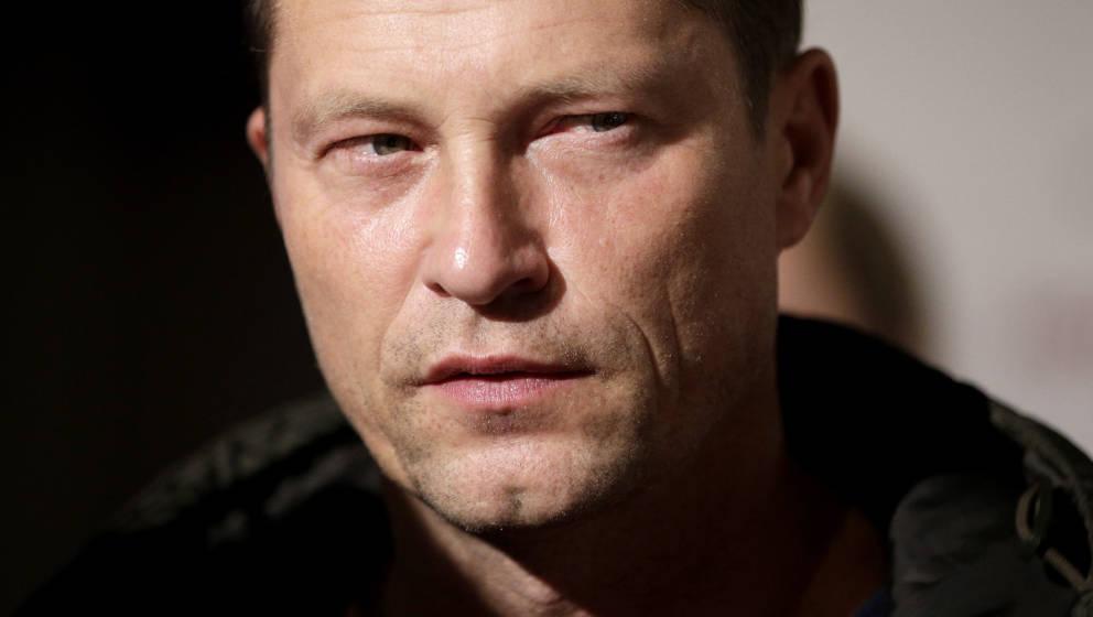 ABD0078_20141217 - WIEN - ÖSTERREICH: Der Schauspieler Til Schweiger am Mittwoch, 17. Dezember 2014, im Rahmen der Film-Prem