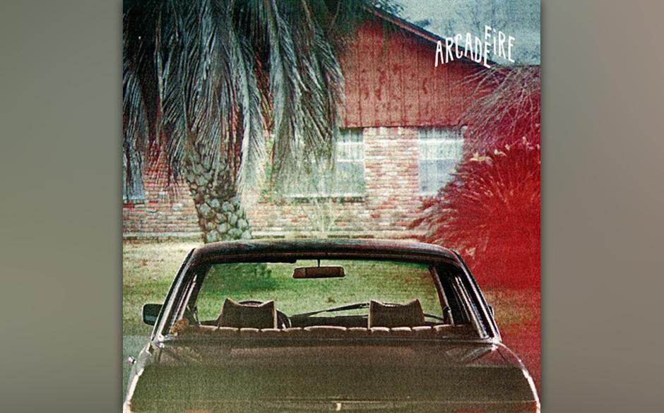 Arcade Fire - 'The Suburbs'