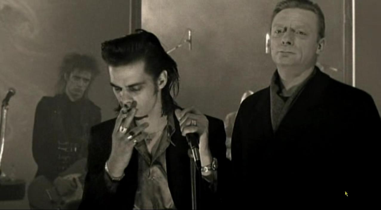 Nick Caves legendärer Auftritt in 'Der Himmel über Berlin'
