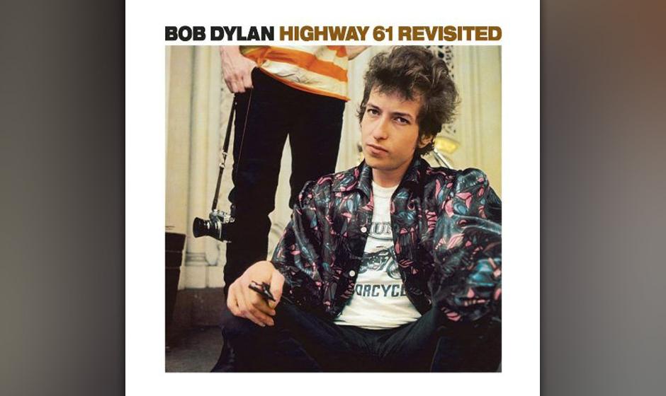 Bob Dylan - 'Like A Rolling Stone'