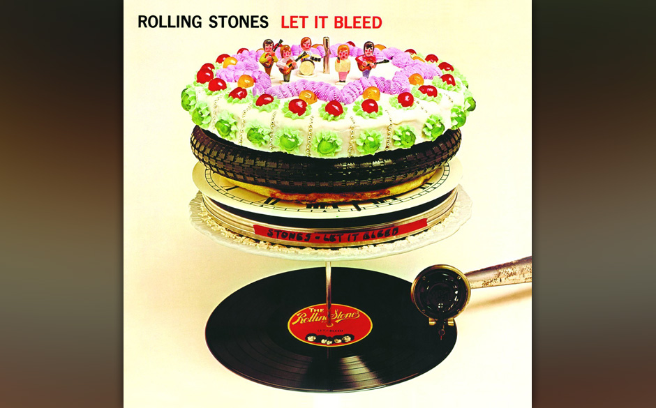 """The Rolling Stones: """"Let It Bleed (50th Anniversary..."""