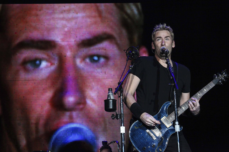 Mussten ihre Europa-Tournee absagen: Nickelback