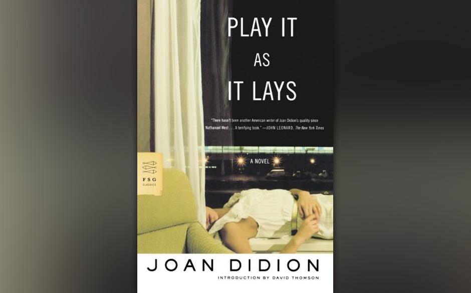 Joan Didion - 'Play It As It Lays'
