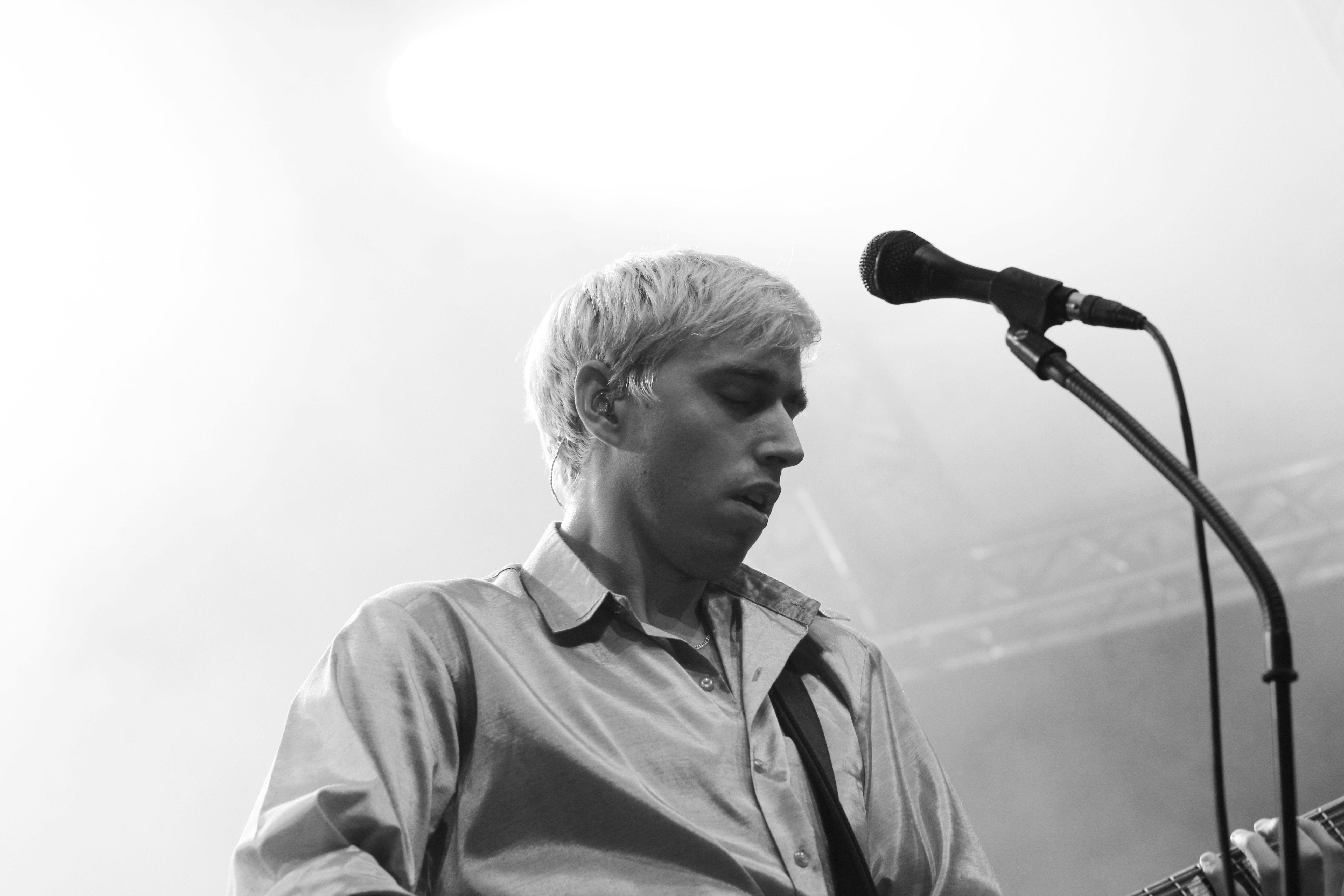 Bilderbuch live beim Haldern Pop Festival 2015