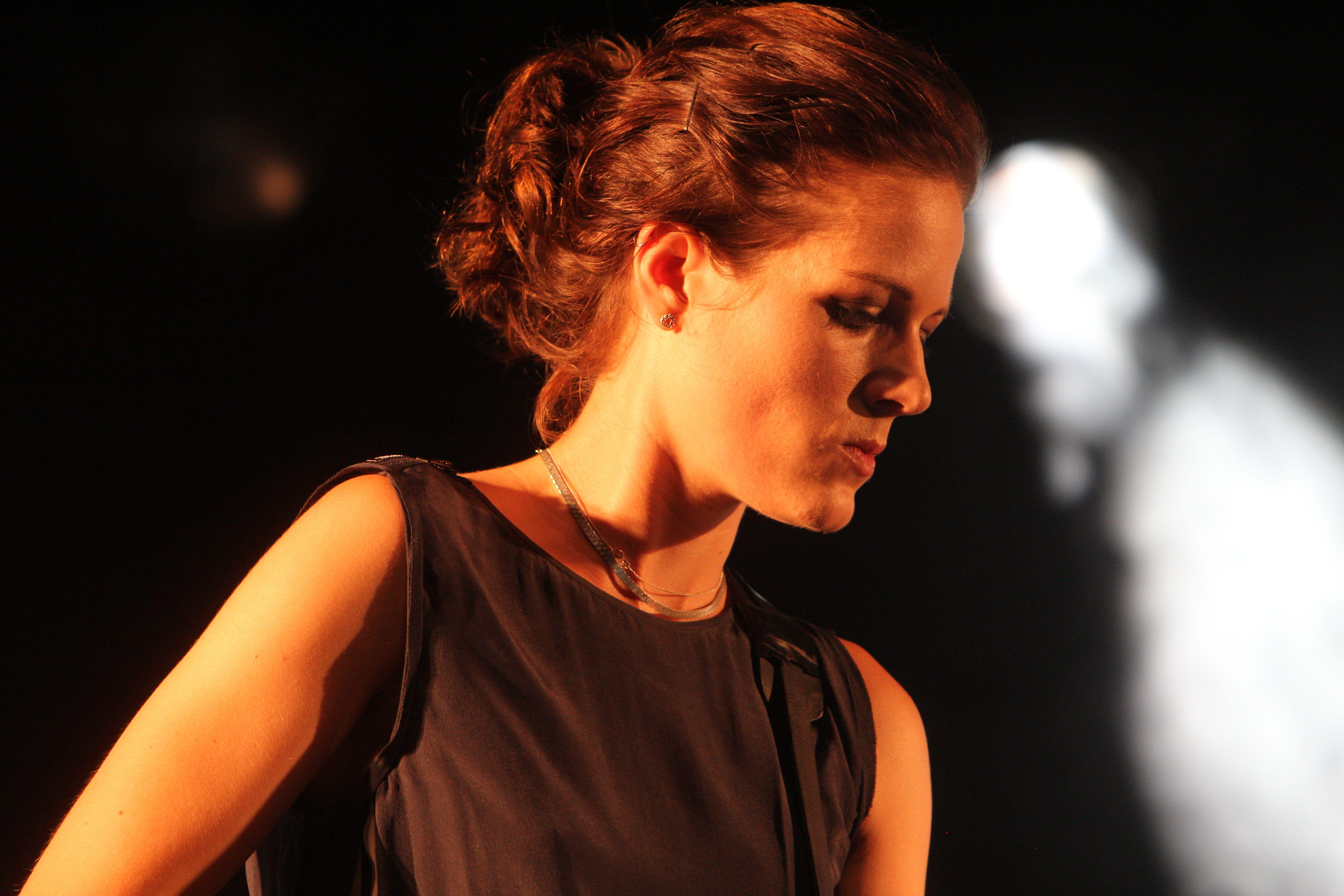 Savages live beim Haldern Pop Festival 2015