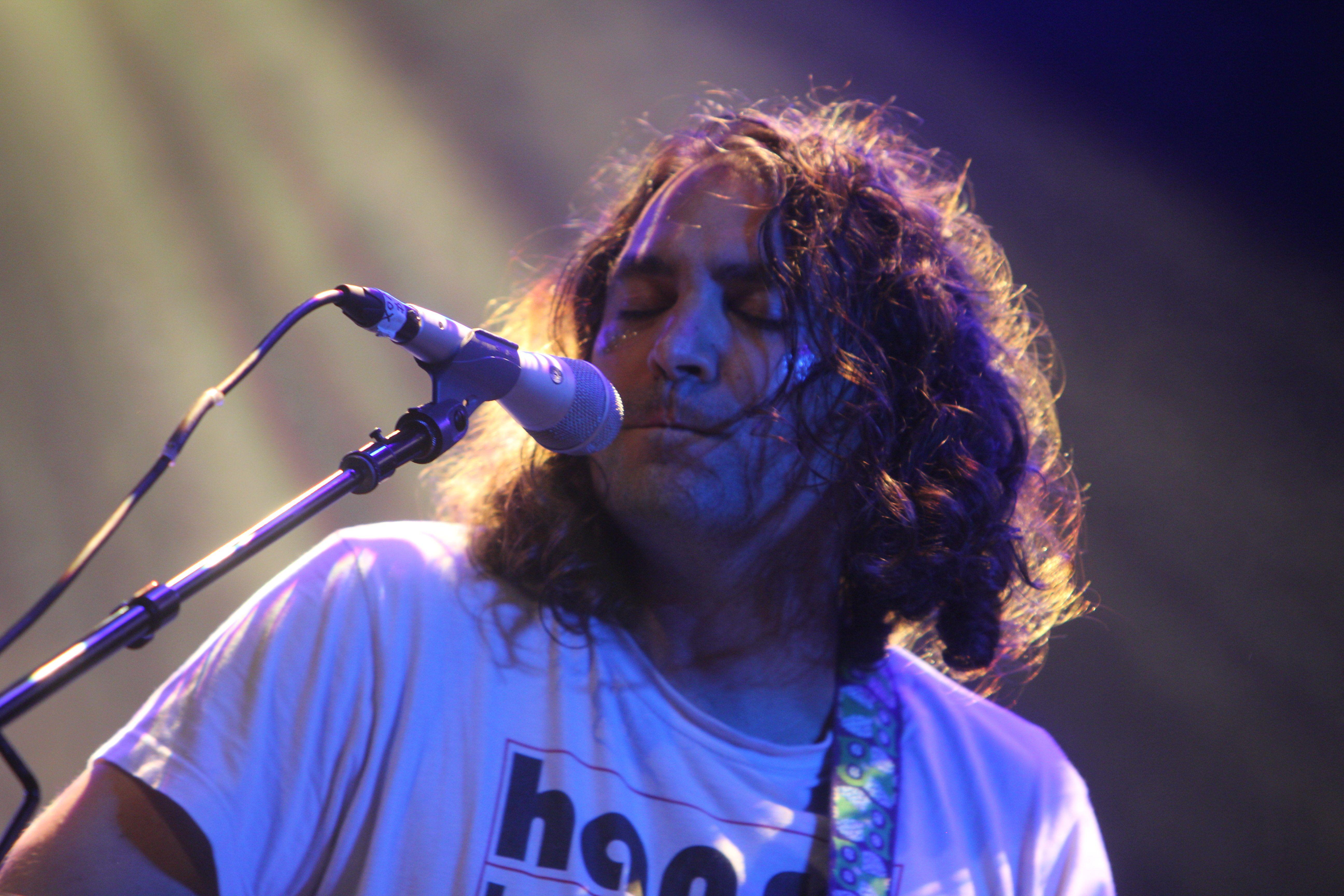 The War On Drugs live beim Haldern Pop Festival 2015