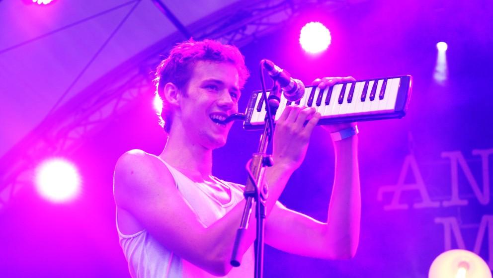 AnnenMayKantereit live beim Haldern Pop Festival 2015