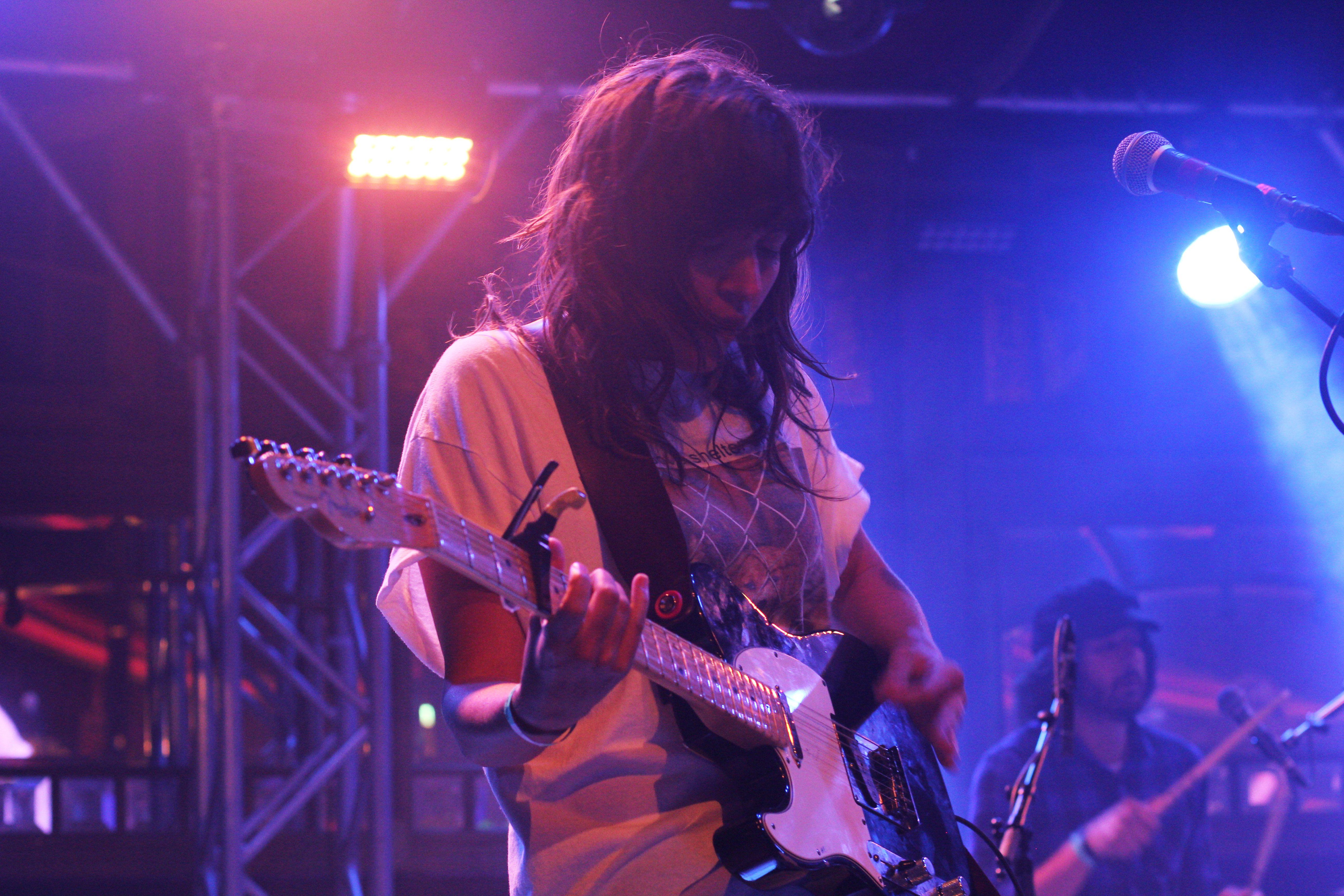 Courtney Barnett live beim Haldern Pop Festival 2015