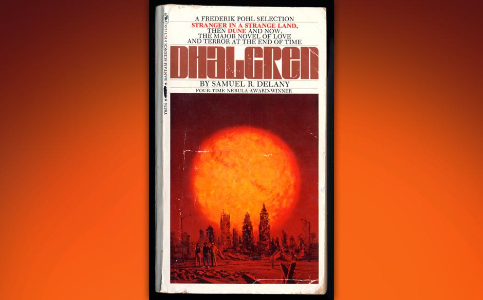 Samuel R. Delaney - 'Dhalgren'