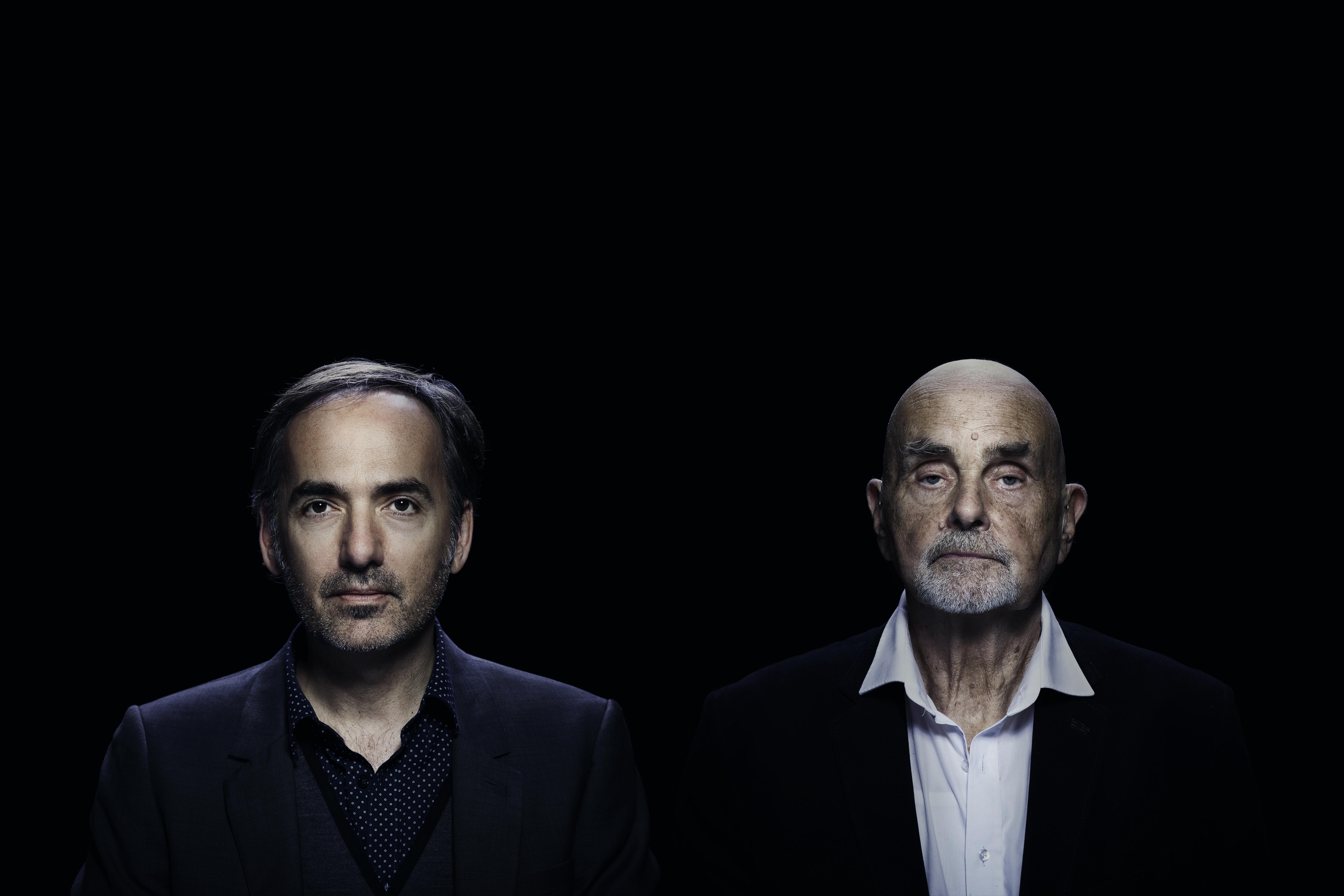 Videopremiere: Mueller_Roedelius - 'Origami II'