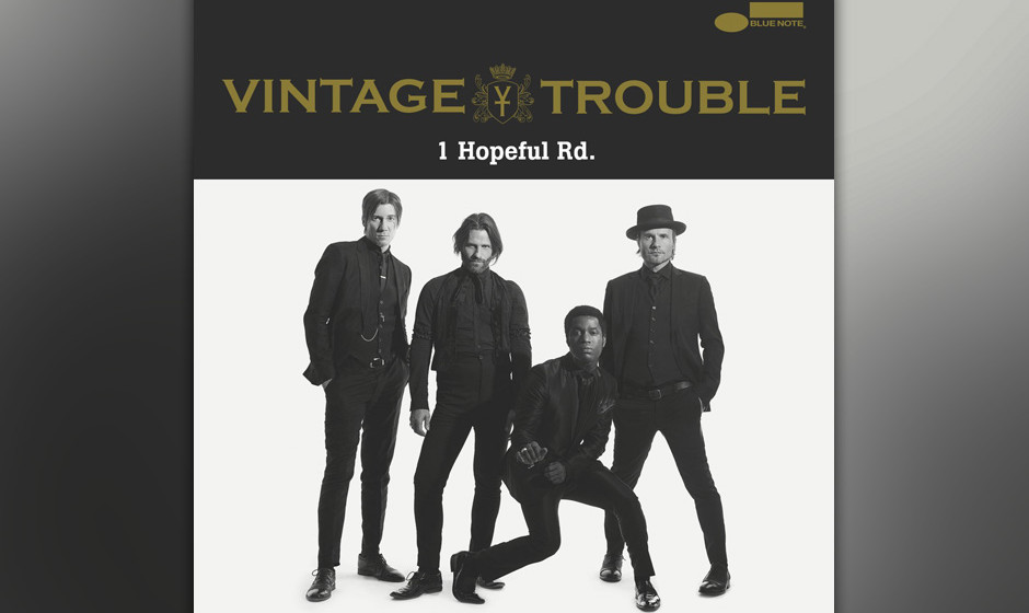 Vintage Trouble - '1 Hopeful Rd.'