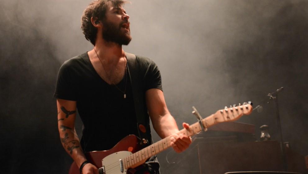 Fink live beim Loreley Festival