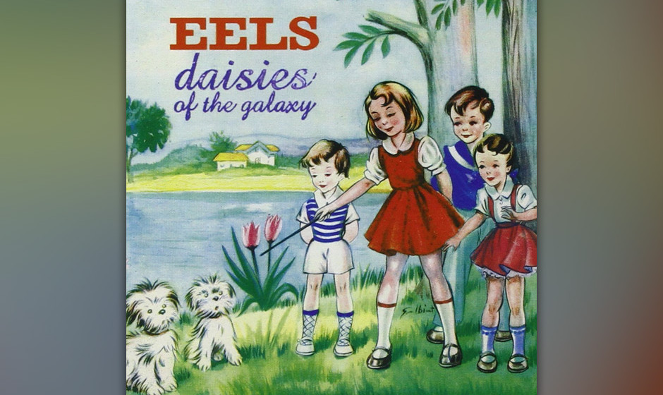 "EELS – ""MR E'S BEAUTIFUL BLUES"" VOM ALBUM ""DAISIES OF THE GALAXY"" (2000)"