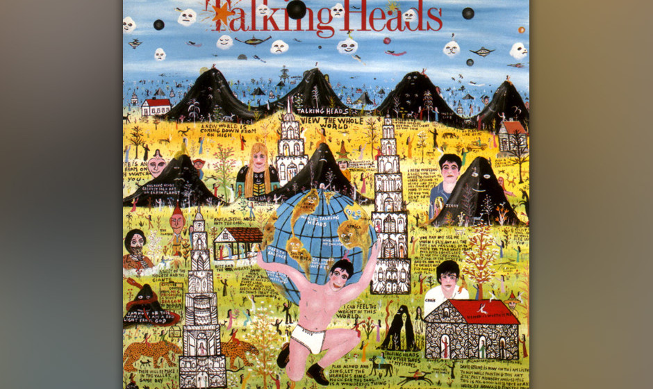 "TALKING HEADS – ""ROAD TO NOWHERE"" VOM ALBUM ""LITTLE CREATURES"" (1985)"