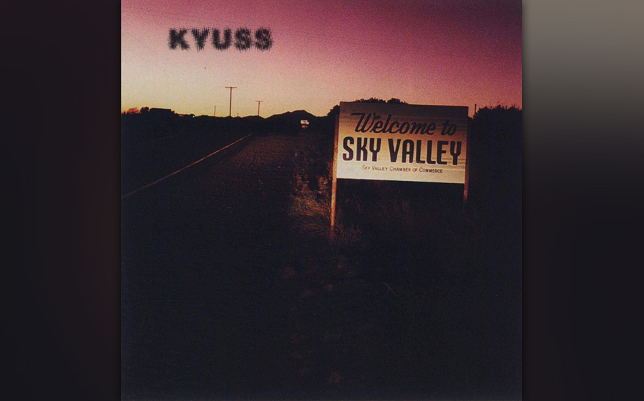 "KYUSS – ""WHITEWATER"" VOM ALBUM ""WELCOME TO SKY VALLEY"" (1994)"