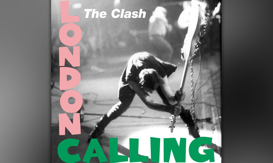 "THE CLASH – ""TRAIN IN VAIN (STAND BY ME)"" VOM ALBUM ""LONDON CALLING"" (1979)"