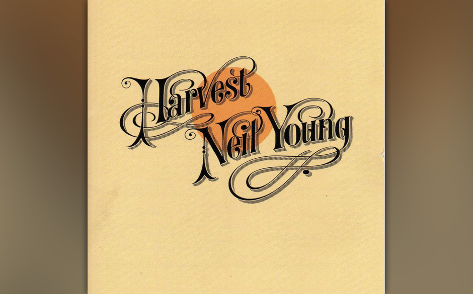 "NEIL YOUNG – ""WORDS (BETWEEN THE LINES OF AGE) "" VOM ALBUM ""HARVEST"" (1972)"