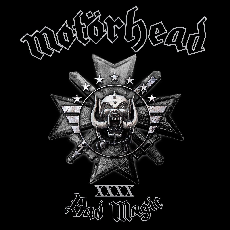 """""""Bad Magic"""": Zum ersten Mal die deutsche Chart-Spitze für Motörhead."""