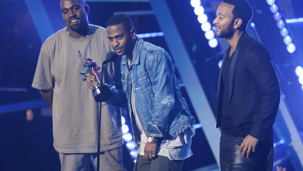 Kanye West, Big Sean und John Legend