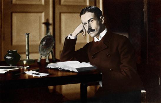 Pflichtlektüre: Thomas Mann (Photo by Culture Club/Getty Images)