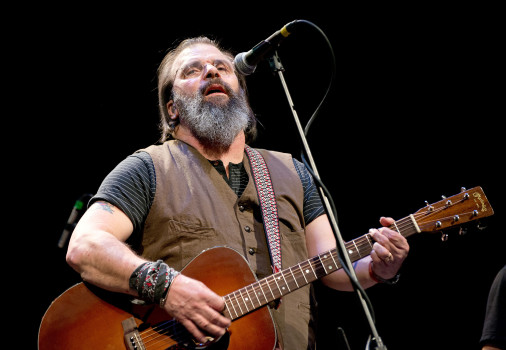 Steve Earle Performs At The KiMo Theate - Albuquerque, NM