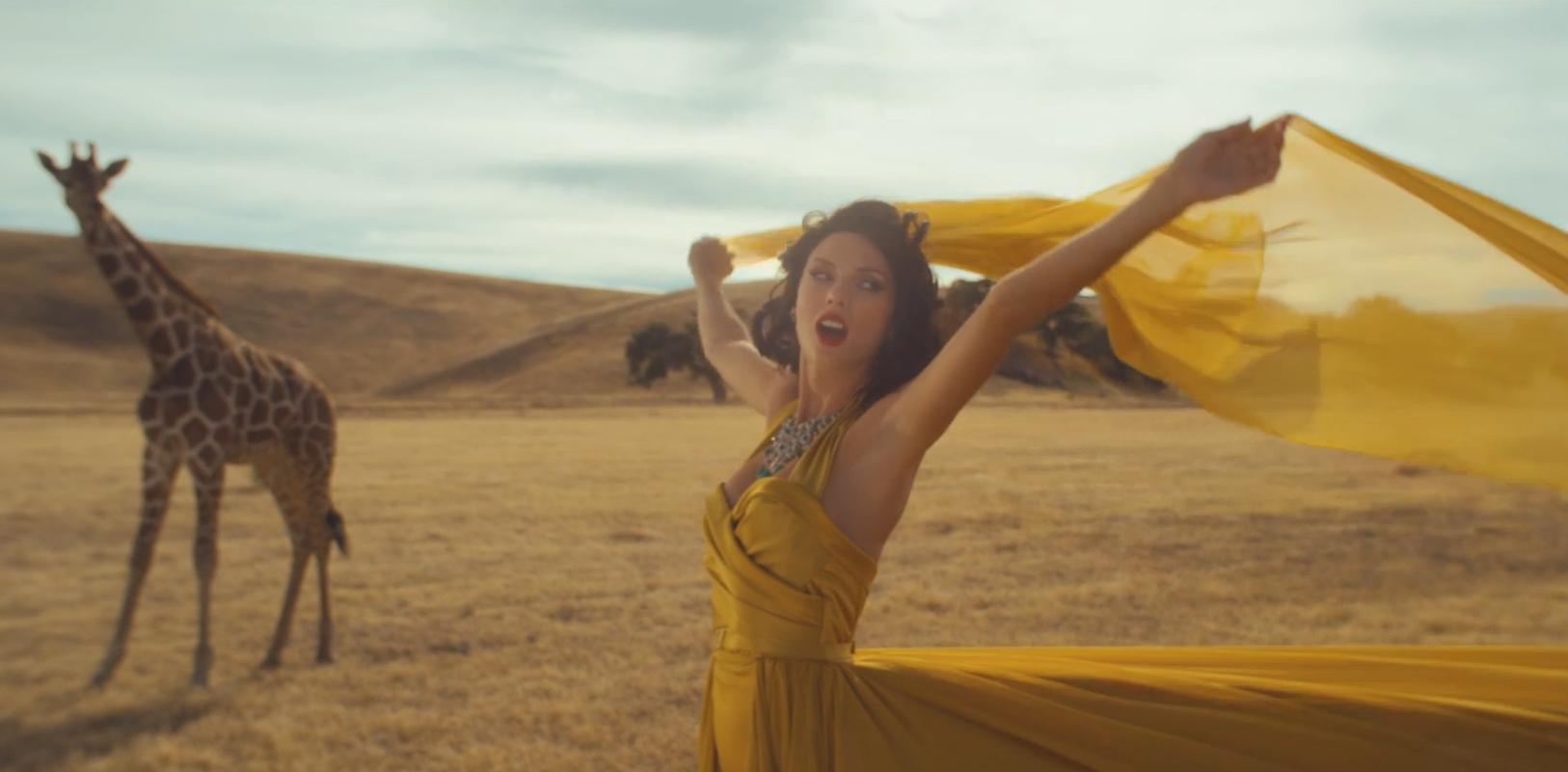 """Rassismusvorwürfe für Taylor-Swift-Video zu """"Wildest ..."""
