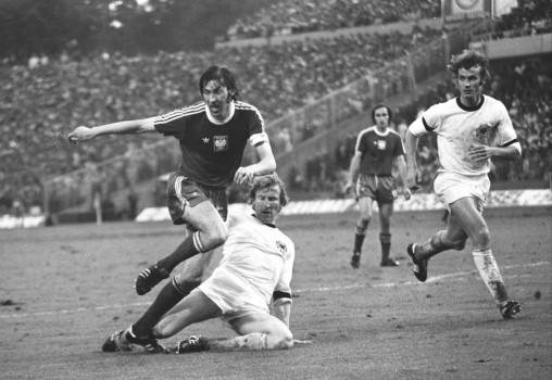 Die legendäre WM-Wasserschlacht zwischen Polen und Deutschland (03. Juli 1974)