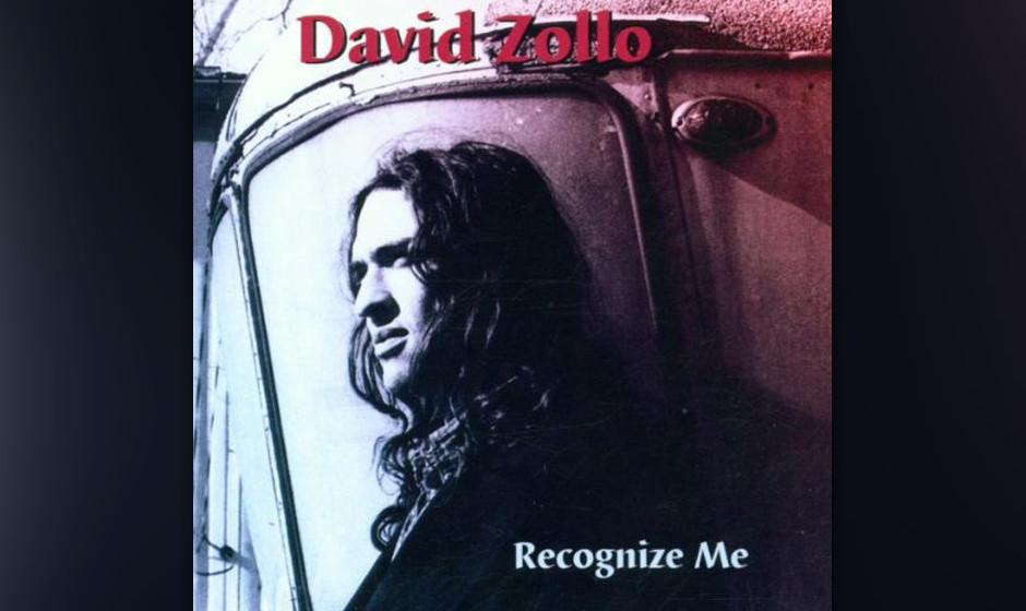 """9. David Zollo – """"Recognize Me"""""""