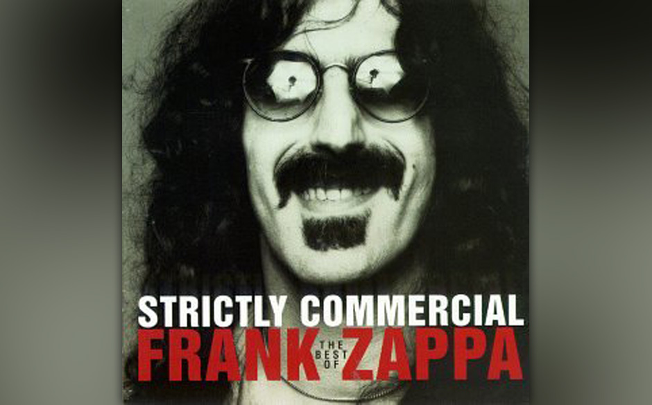 """8. Frank Zappa – """"Strictly Commercial"""""""