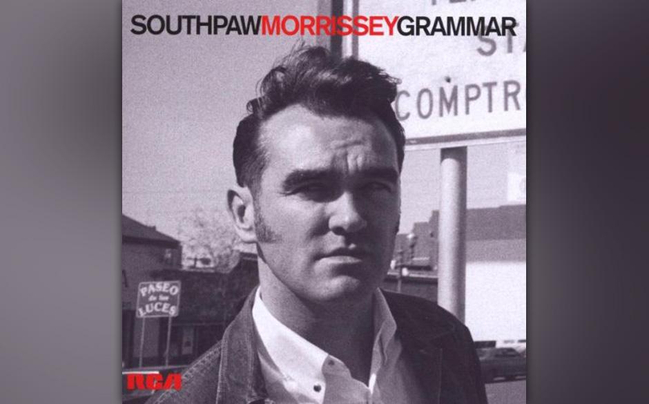 "4. Morrissey – ""Southpaw Grammar"""
