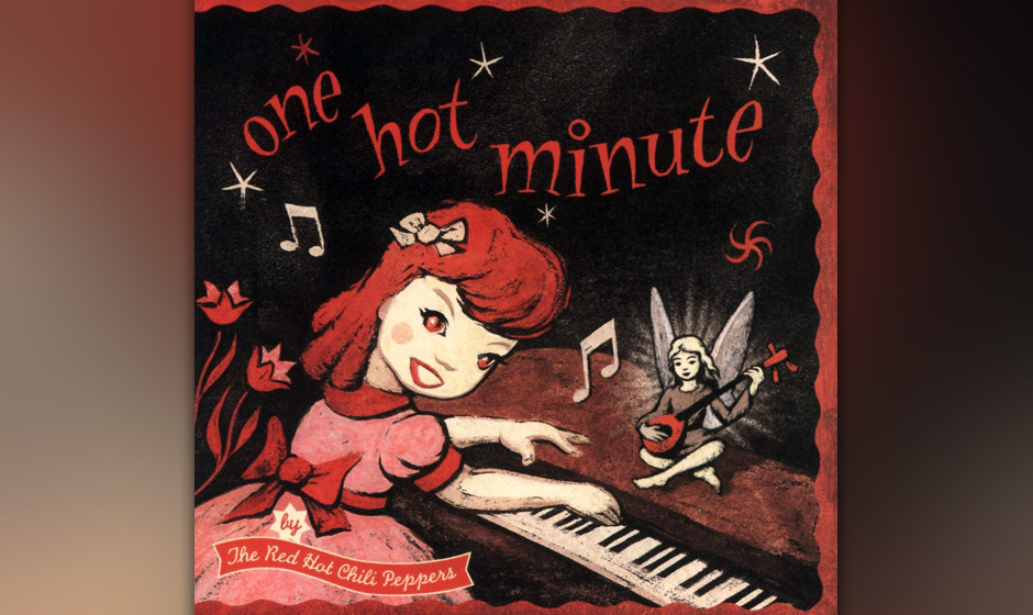 """1. Red Hot Chili Peppers – """"One Hot Minute"""""""