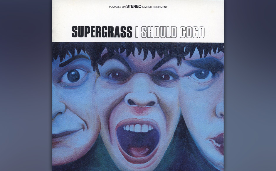 "10. Supergrass – ""I Should Coco'"