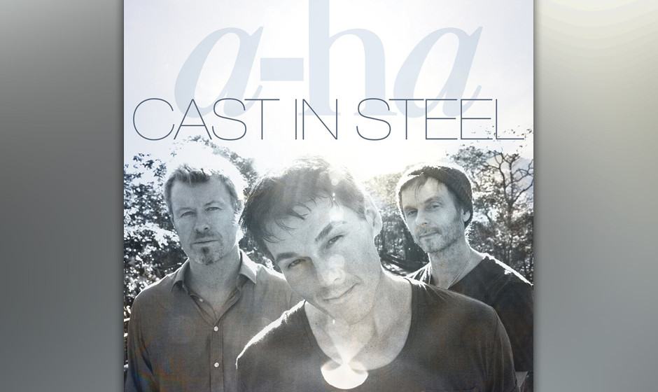 a-ha - 'Cast In Steel'
