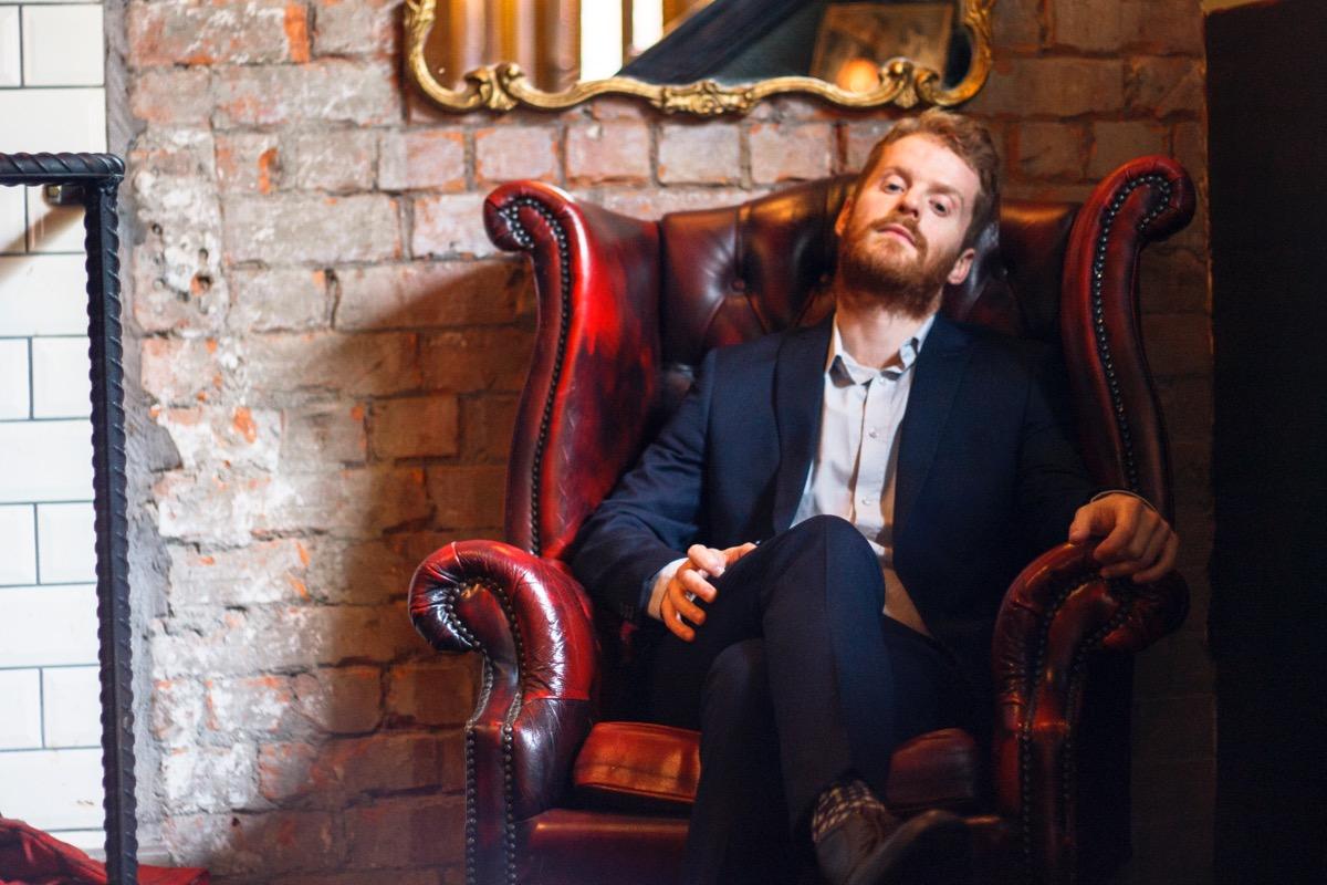 Als Singer/Songwriter auf dem Sprung: Ciaran Lavery