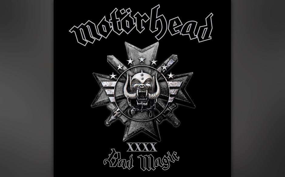 Zum ersten Mal in Deutschland an der Charts-Spitze: Motörhead