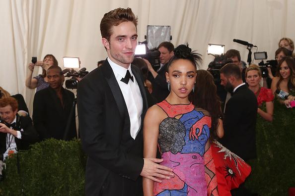 Erst mal keine Hochzeitsglocken für FKA twigs und Robert Pattinson