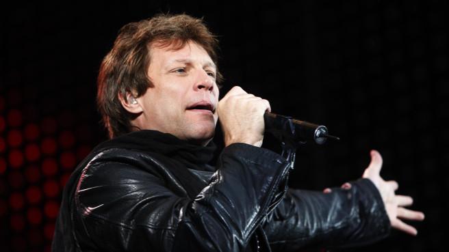 Bon Jovi du willst eine Erinnerung machen