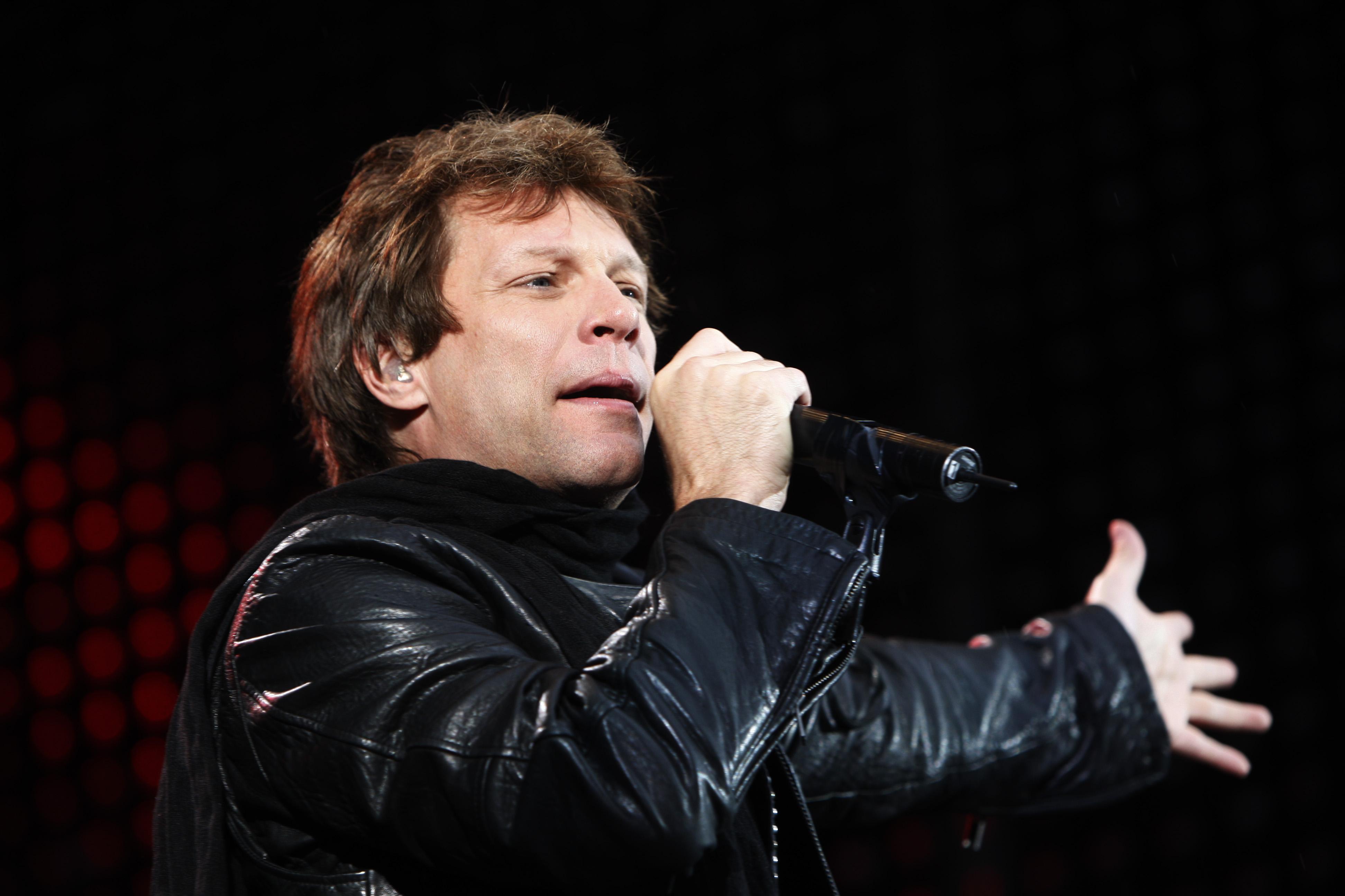 Muss wohl auf seinen Auftritt in China verzichten: Jon Bon Jovi